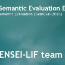SENSEI-LIF team Ranked 2nd at the Semeval sentiment analysis