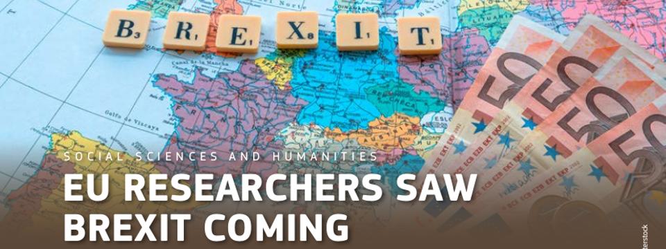 """EU Researchers Saw it Coming"" – Research*eu Magazine"